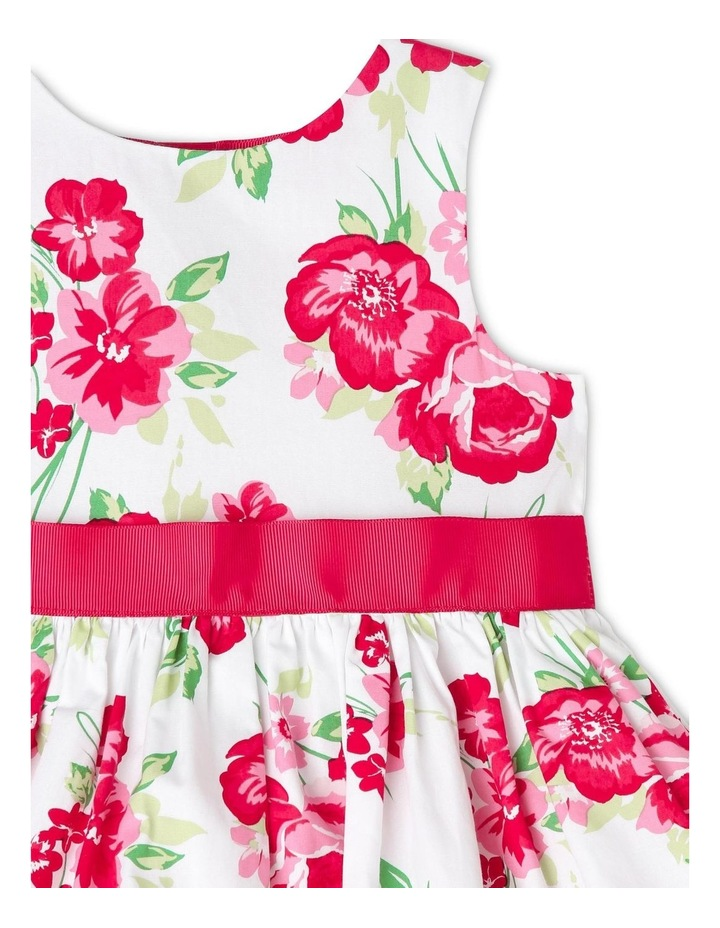 Lola Voile Sundress with Waist Tie (0-2 Years) image 3
