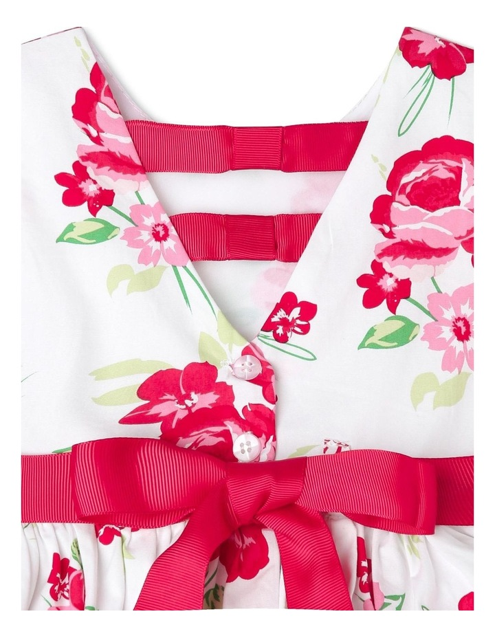 Lola Voile Sundress with Waist Tie (0-2 Years) image 4