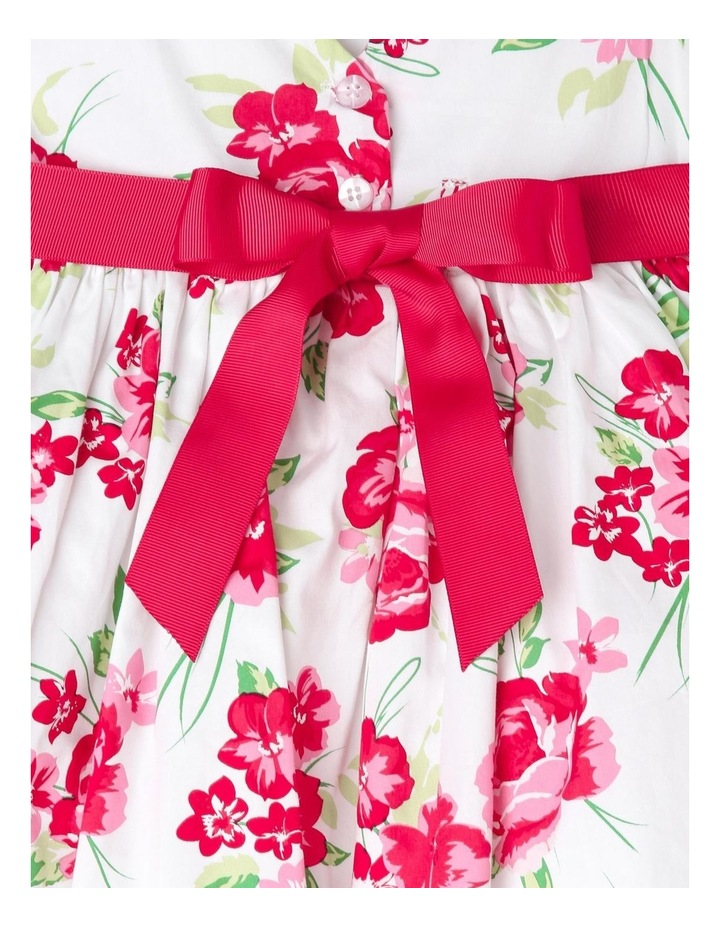 Lola Voile Sundress with Waist Tie (0-2 Years) image 5