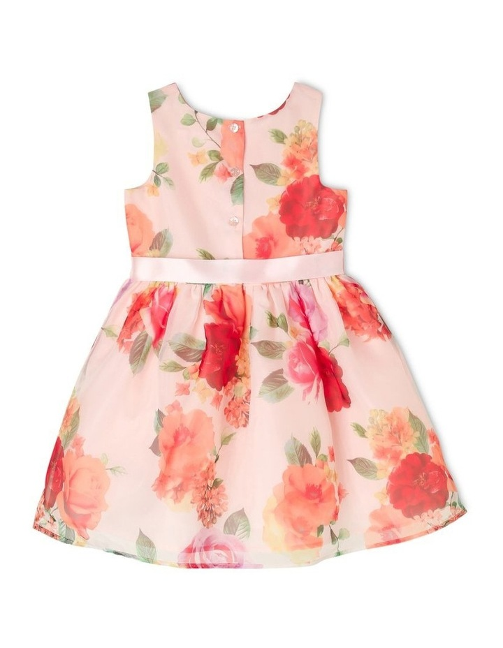 Florence Woven Organza Party Dress (3-8 Years) image 2