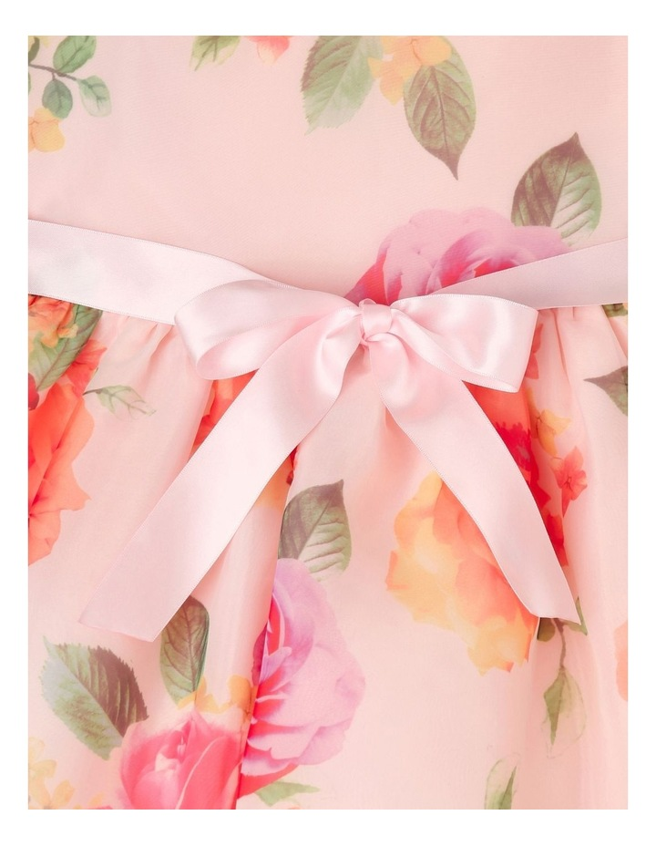 Florence Woven Organza Party Dress (3-8 Years) image 3