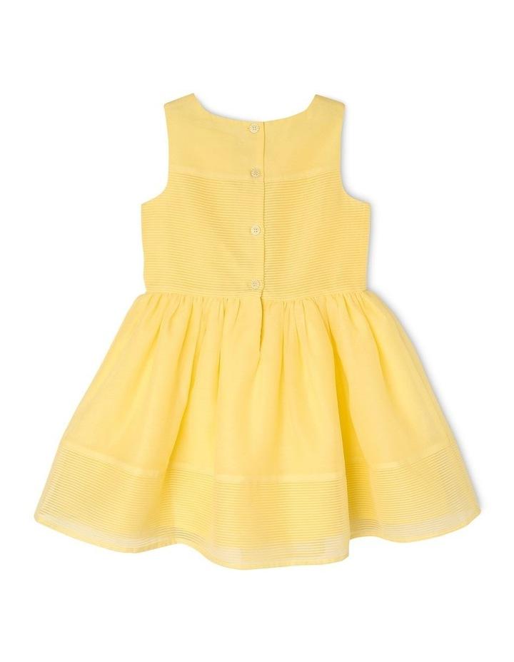 Scarlett Woven Stripe Party Dress (3-8 Years) image 2