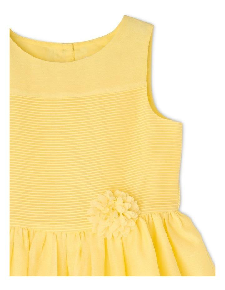 Scarlett Woven Stripe Party Dress (3-8 Years) image 3