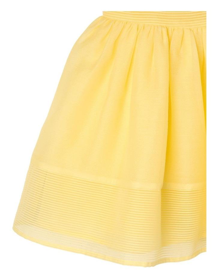 Scarlett Woven Stripe Party Dress (3-8 Years) image 4