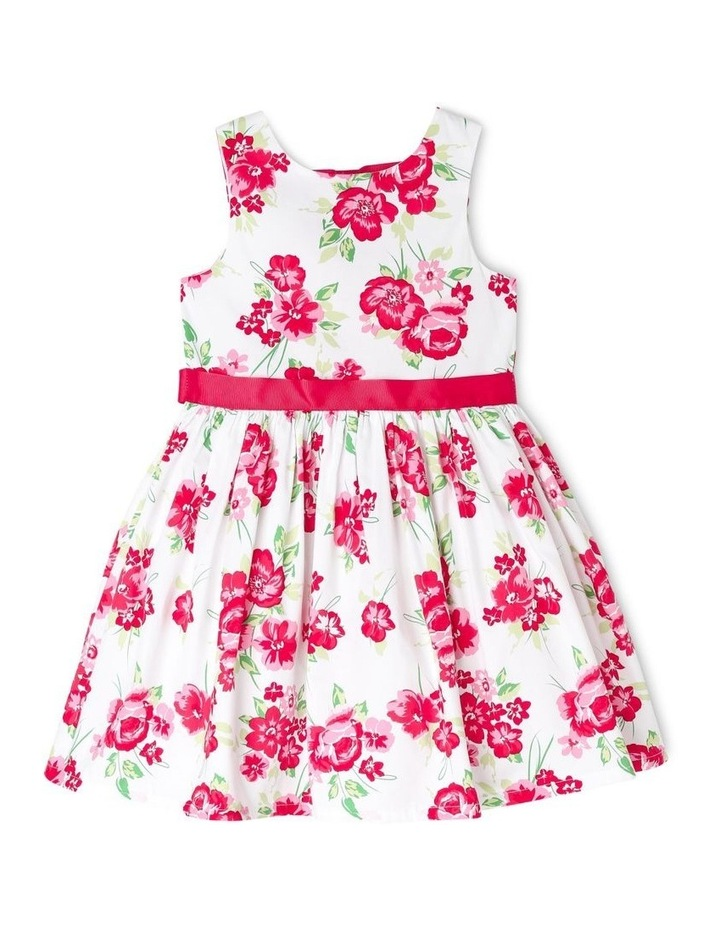 Lola Voile Sundress with Waist Tie (3-8 Years) image 1