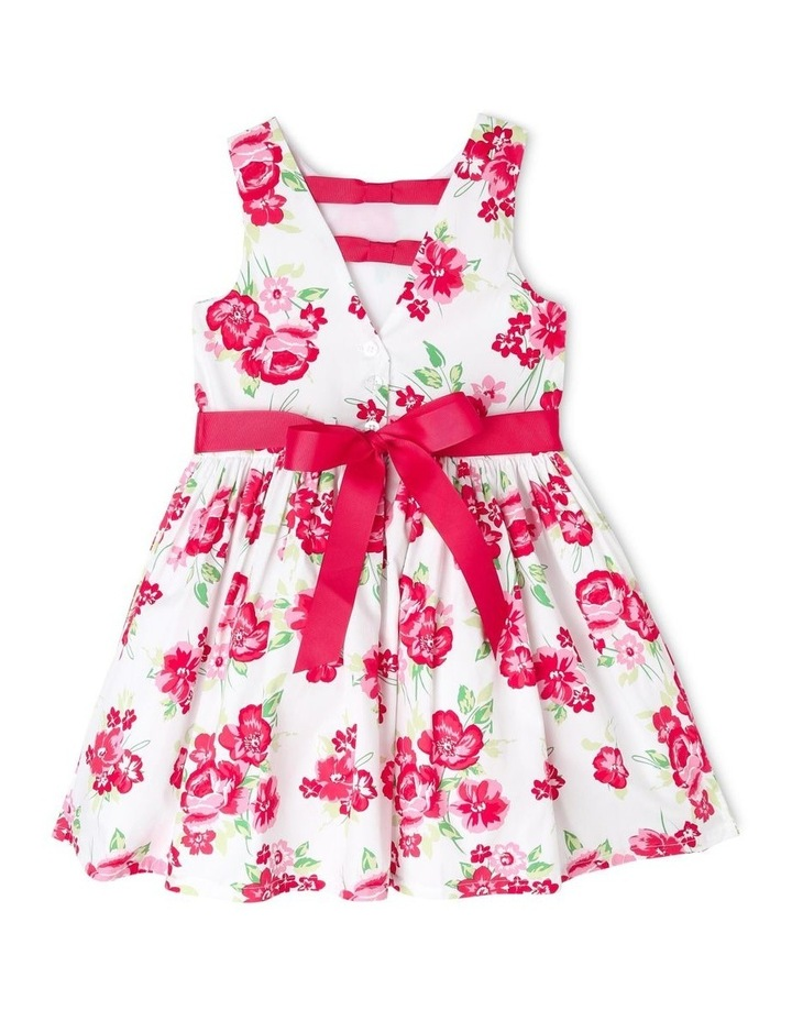 Lola Voile Sundress with Waist Tie (3-8 Years) image 2