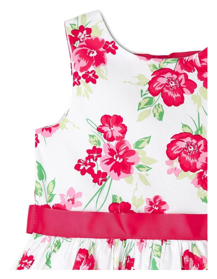 Lola Voile Sundress with Waist Tie (3-8 Years) image 3