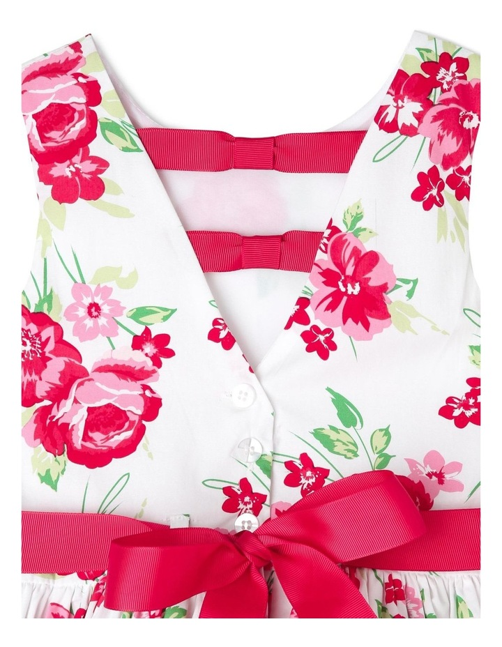 Lola Voile Sundress with Waist Tie (3-8 Years) image 4