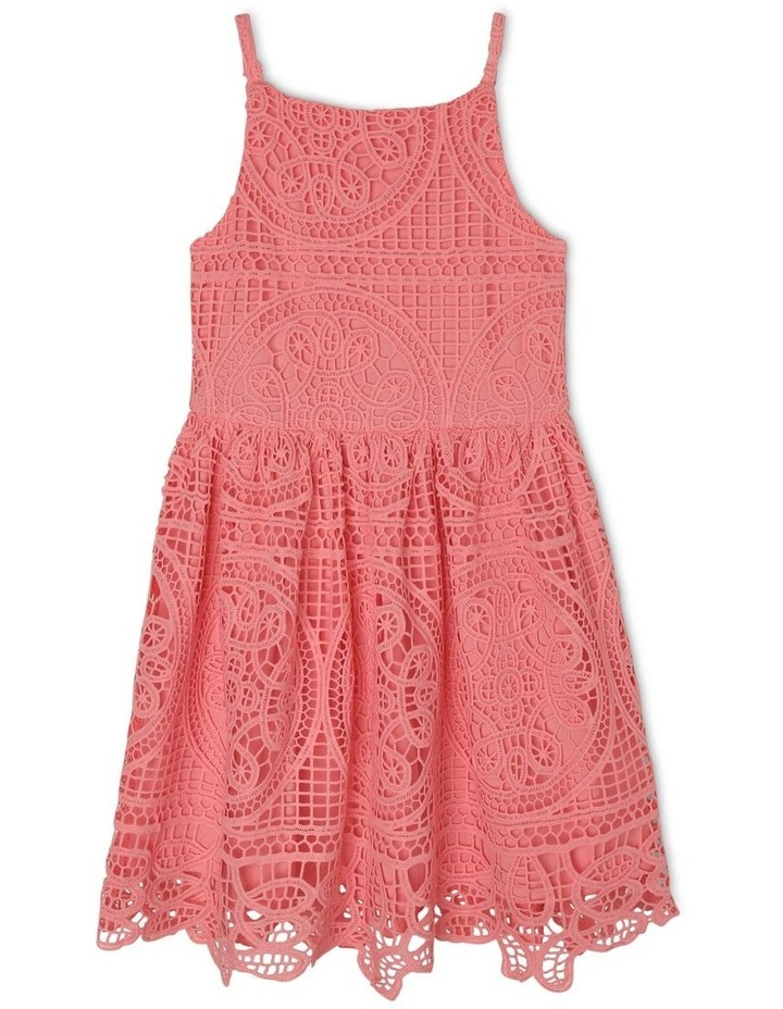Heidi High Neck Party Dress (9-16 Years) image 1