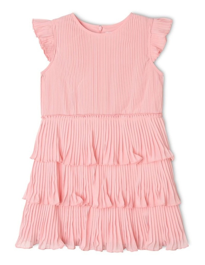 Annabell Tiered Skirt Dress (1-8 Years) image 1