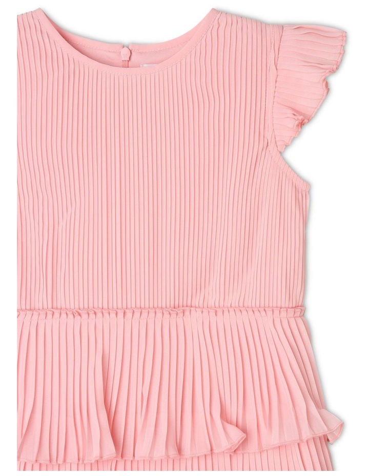 Annabell Tiered Skirt Dress (1-8 Years) image 2