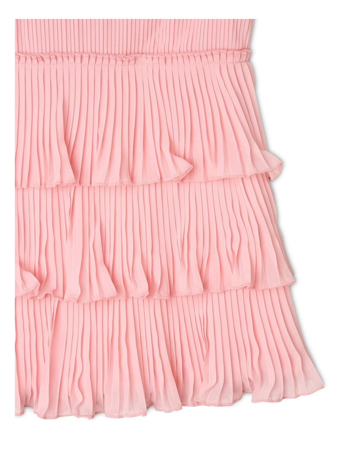 Annabell Tiered Skirt Dress (1-8 Years) image 3