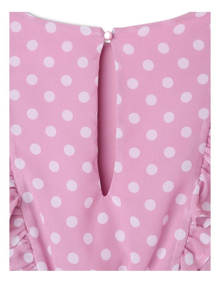 Clara Tiered Frill Dress image 4