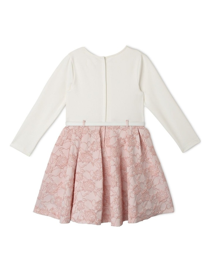 Rae Jacquard Skirt Dress (1-8 Years) image 2