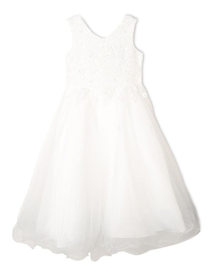 Pearl Lace Bodice Dress image 1