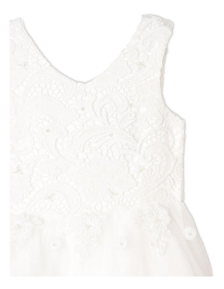 Pearl Lace Bodice Dress image 2