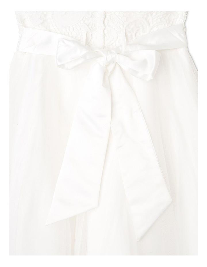 Pearl Lace Bodice Dress image 3