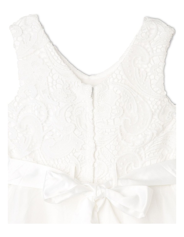 Pearl Lace Bodice Dress image 4