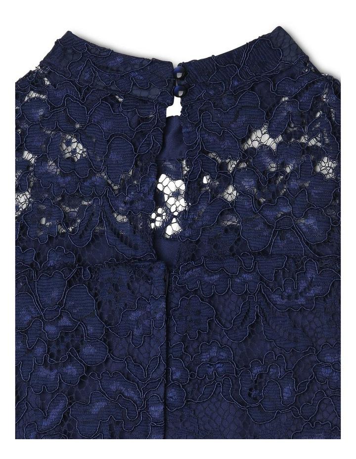 Sophie High-Neck Lace Dress image 4