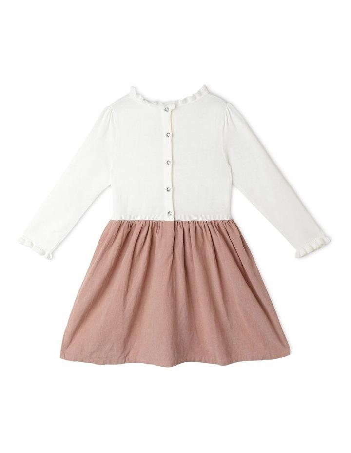 Adelaide Cord Dress (1-8 Years) image 2