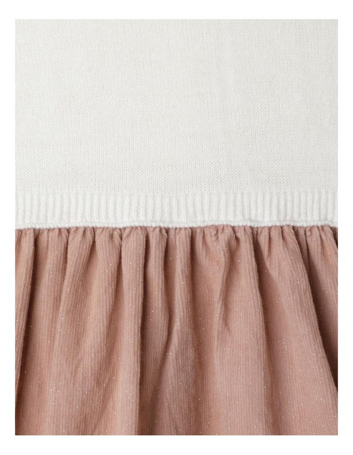 Adelaide Cord Dress (1-8 Years) image 4