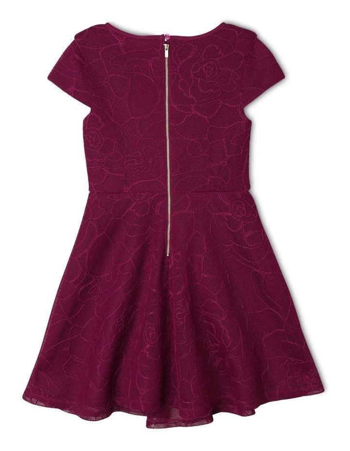 Imogen Embroidered Mesh Dress image 2