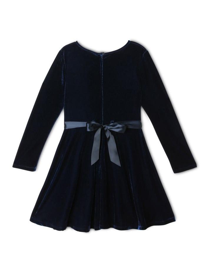 Isabella Velour Dress (9-16 Years) image 3