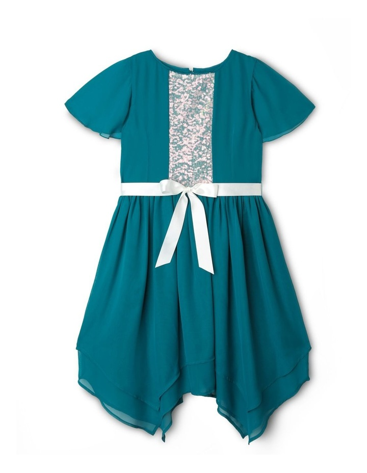 Isla Chiffon Dress (9-16 Years) image 1