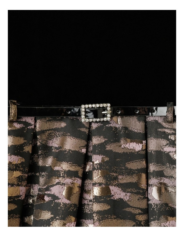 Rachel Velour Dress (9-16 Years) image 2