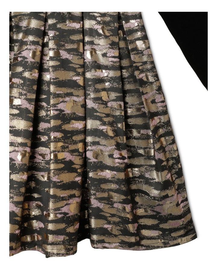 Rachel Velour Dress (9-16 Years) image 3