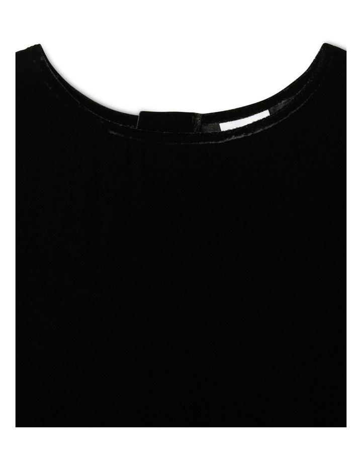 Rachel Velour Dress (9-16 Years) image 4