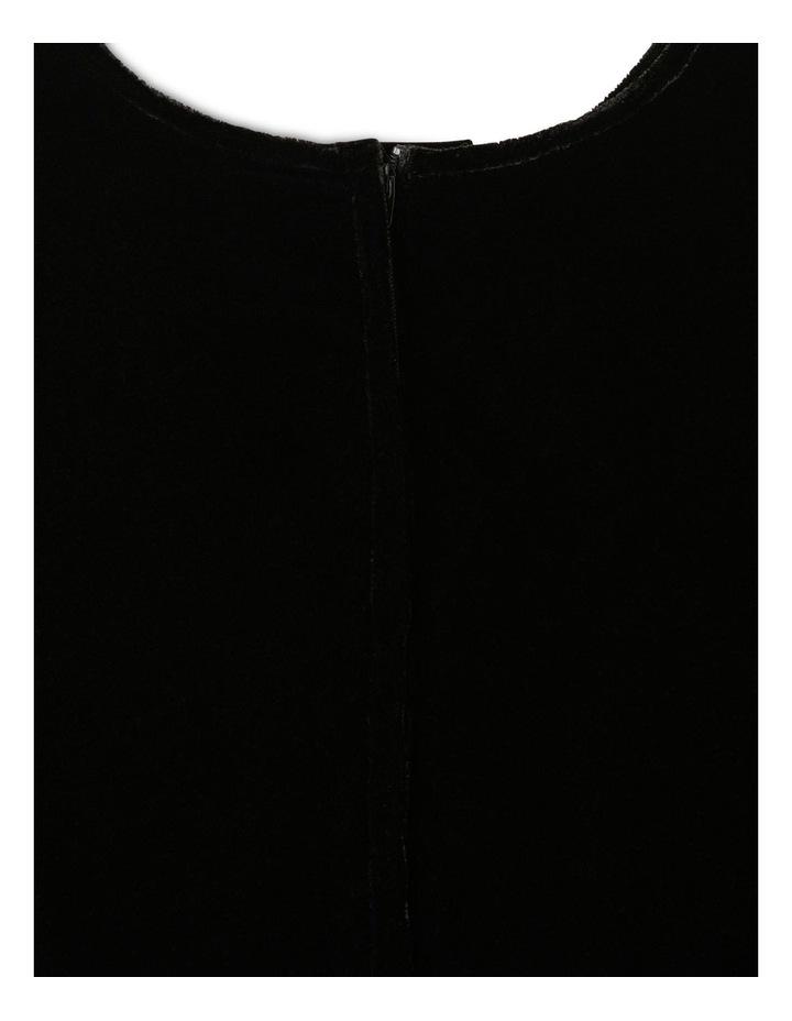 Rachel Velour Dress (9-16 Years) image 6