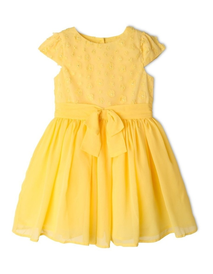 Pheobe Chiffon Party Dress (1-8 Years) image 1