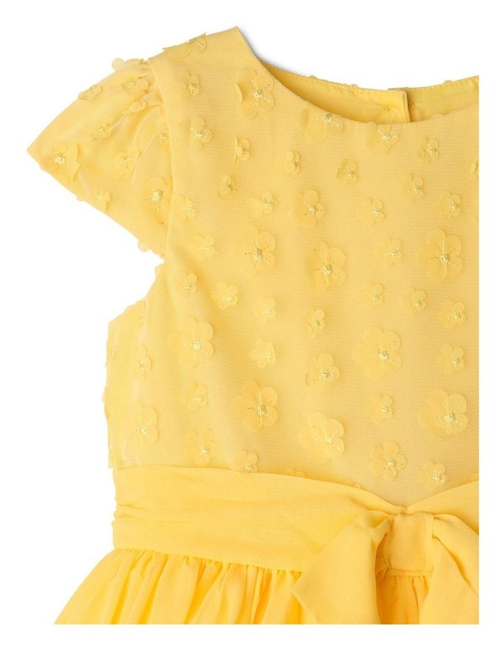 Pheobe Chiffon Party Dress (1-8 Years) image 3