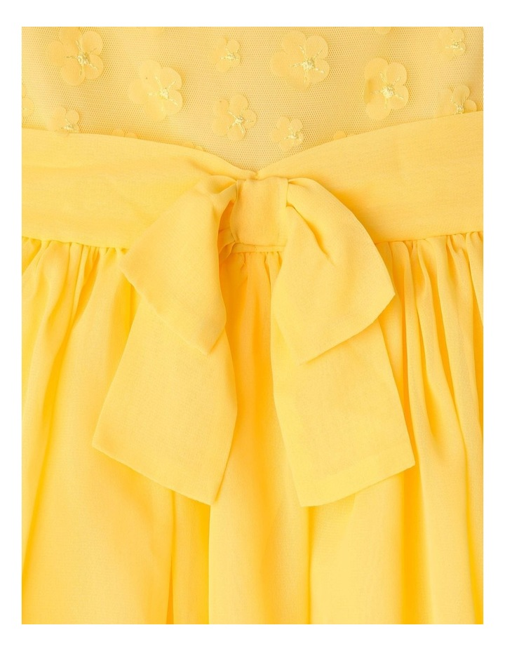 Pheobe Chiffon Party Dress (1-8 Years) image 4
