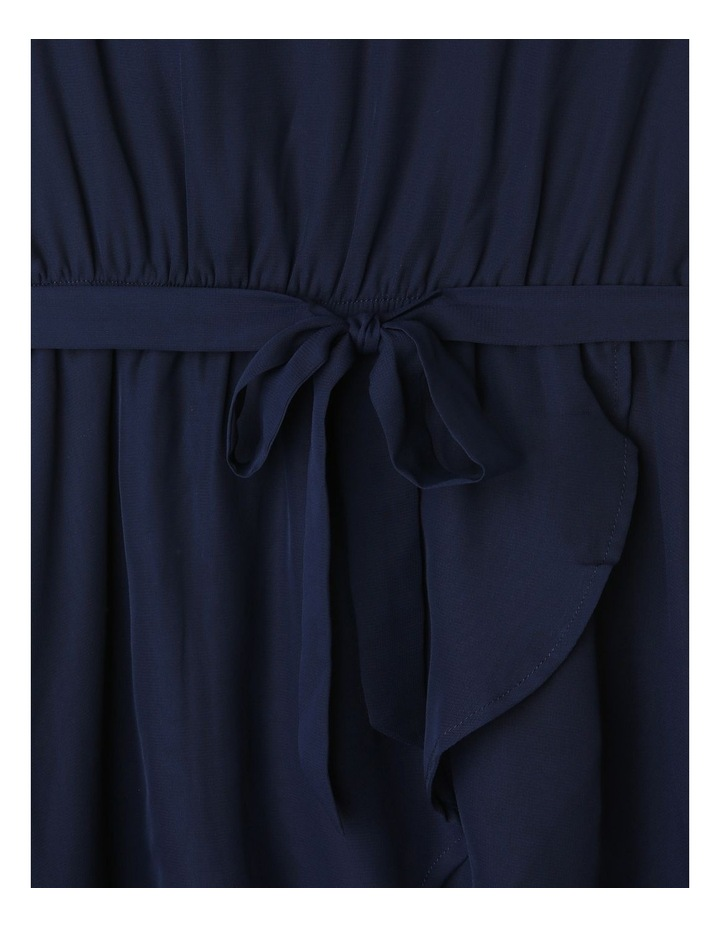 Astra Chiffon Dress With Belt (9-16 Years) image 3