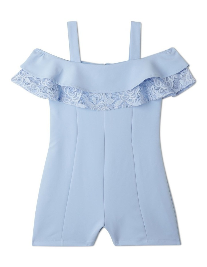 Meggie Cold Shoulder Playsuit (9-16 Years) image 1