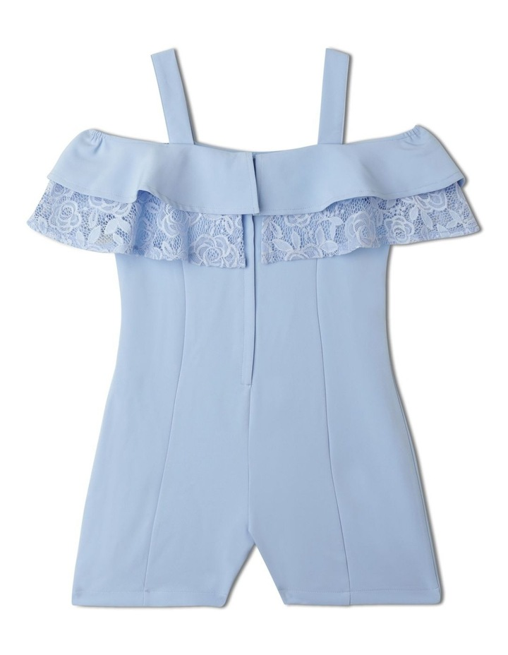 Meggie Cold Shoulder Playsuit (9-16 Years) image 4