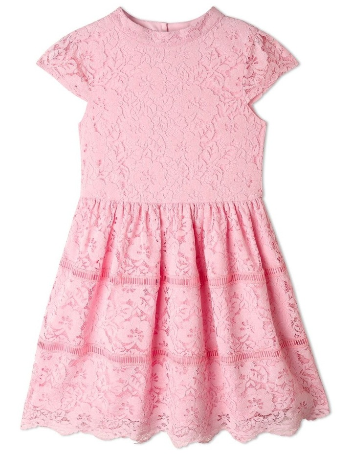 Ginger Lace Skater Dress (9-16 Years) image 1