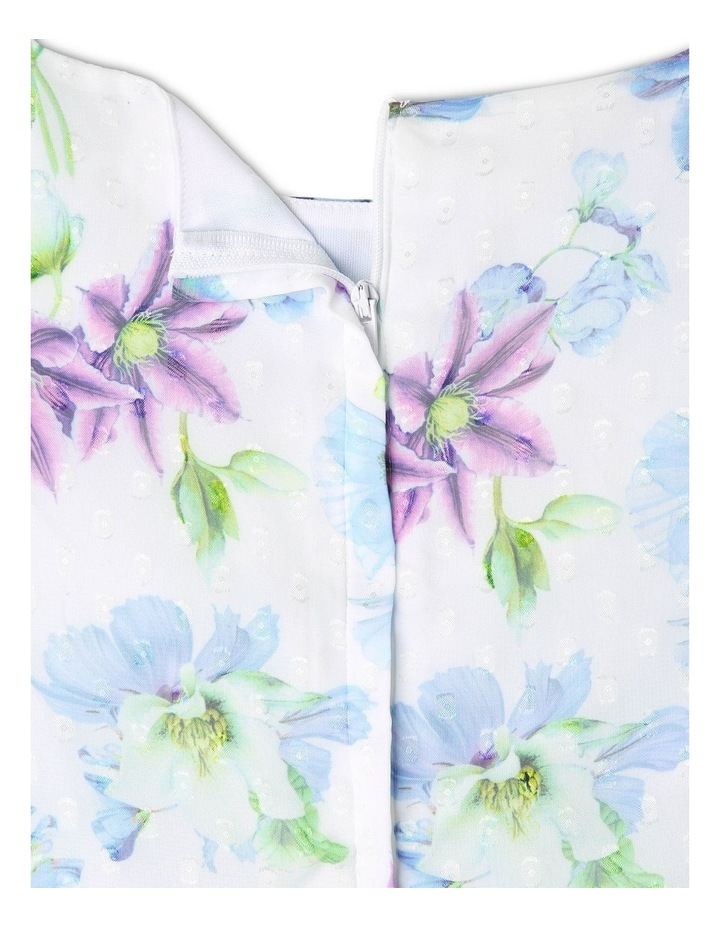 Rosie Chiffon Floral Dress (9-16 Years) image 5