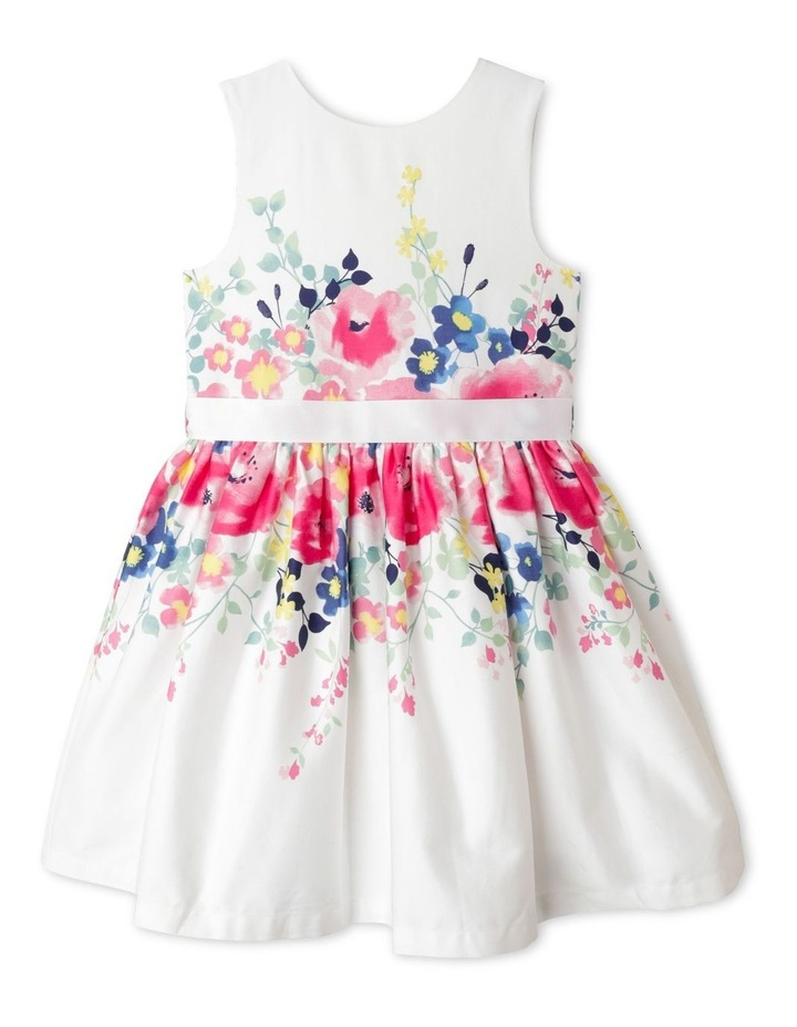 Stephanie Sateen Party Dress (1-8 Years) image 1