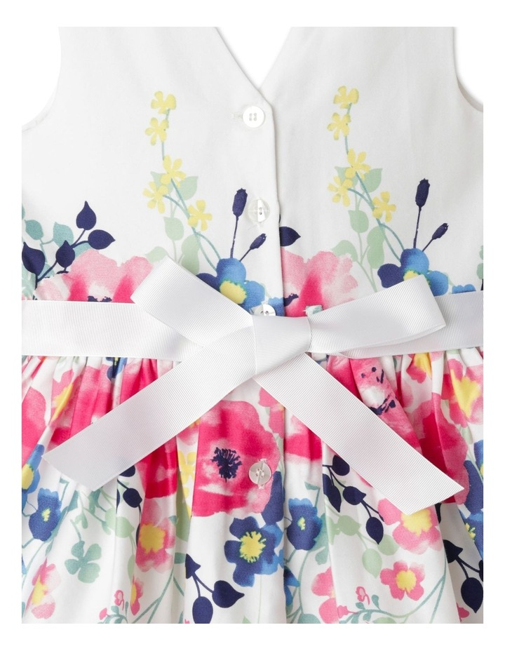 Stephanie Sateen Party Dress (1-8 Years) image 5
