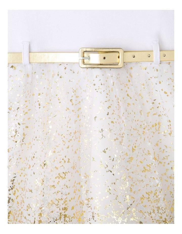 Josie Knit Bodice Tulle Dress (1-8 Years) image 2