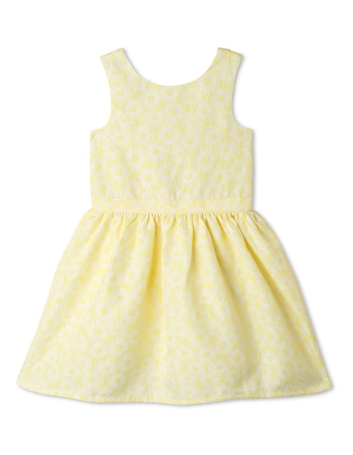 Sukie Jacquared Floral Dress (1-8 Years) image 1