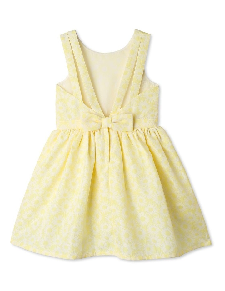 Sukie Jacquared Floral Dress (1-8 Years) image 2