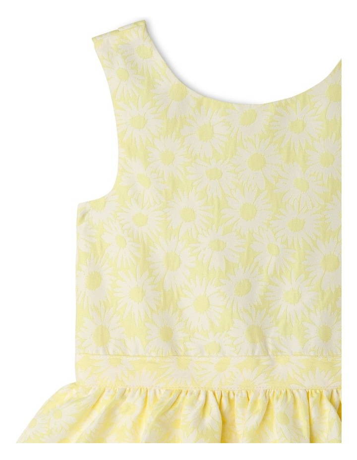 Sukie Jacquared Floral Dress (1-8 Years) image 3