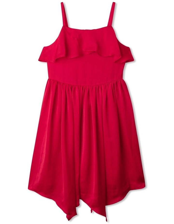 Kendall Hanky Hem Dress (9-16 Years) image 1