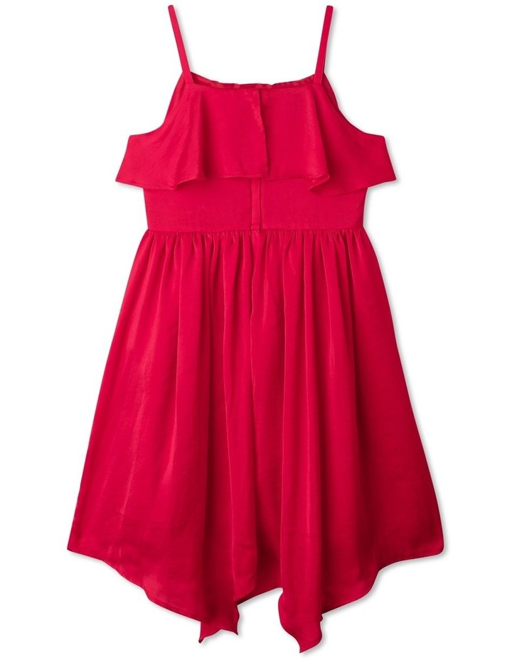 Kendall Hanky Hem Dress (9-16 Years) image 2