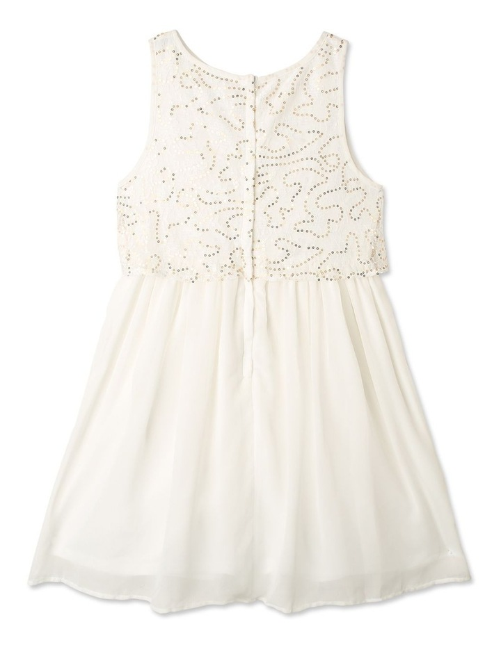 Gigi Chiffon Sequin Dress (9-16 Years) image 2