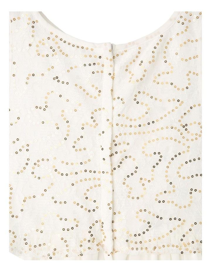 Gigi Chiffon Sequin Dress (9-16 Years) image 4